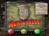 Mystery Case Files: Huntsville Windows Title/Menu Screen