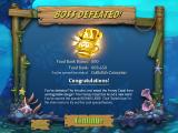 "Feeding Frenzy 2: Shipwreck Showdown Windows Completing the game gets you a special ""user""."