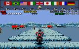 Drivin' Force Atari ST On a bike, on ice, on course for 5th