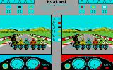 Grand Prix 500 cc Atari ST Race start