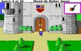 Mixed-Up Mother Goose DOS Visit the castle (EGA/Tandy/MCGA)
