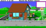 Mixed-Up Mother Goose DOS I found a quaint little house (EGA/Tandy/MCGA)