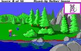 Mixed-Up Mother Goose DOS I located a mouse (EGA/Tandy/MCGA)