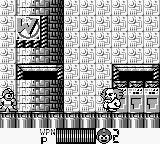 Mega Man II Game Boy First encounter with Dr. Wily