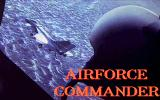 Air Force Commander DOS Load Screen