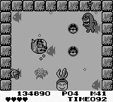 Felix the Cat Game Boy The third boss
