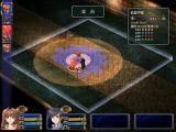 The Legend of Heroes: Trails in the Sky Windows Displaying the area of your actions during battle