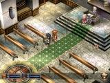 The Legend of Heroes: Trails in the Sky Windows In a church