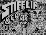 Stifflip & Co. ZX Spectrum Loading screen