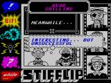 Stifflip & Co. ZX Spectrum Not such a sterling idea, then