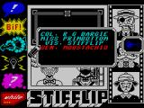 Stifflip & Co. ZX Spectrum Transferring objects across the team