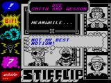 Stifflip & Co. ZX Spectrum Maybe not