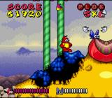 Plok SNES In this level, Plok needs to kill all fleas