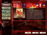 Hearts of Iron II: Doomsday Windows Campaign and Scenario selection. Choose from 127 countries, each with a banner and detailed historical descriptions. Different with each scenario/campaign.