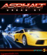 Asphalt: Urban GT J2ME Title screen