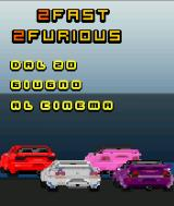 2Fast 2Furious J2ME Title Screen