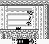 Mega Man: Dr. Wily's Revenge Game Boy Cut Man stage