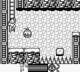 Mega Man: Dr. Wily's Revenge Game Boy Ice Man stage - those flying robots can get pretty annoying!