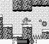 Mega Man: Dr. Wily's Revenge Game Boy The slippery ground makes Ice Man's stage particularly tricky