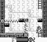 Mega Man: Dr. Wily's Revenge Game Boy Elec Man stage