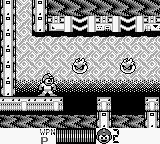 Mega Man: Dr. Wily's Revenge Game Boy Fire Man stage
