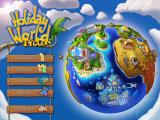 Holiday World Windows Main Menu