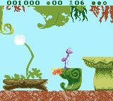 Disney•Pixar A Bug's Life Game Boy Color Avoid the flying bug. He hurts