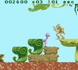 Disney•Pixar A Bug's Life Game Boy Color Avoid the grasshoppers, too.