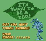 Disney•Pixar A Bug's Life Game Boy Color I lost all my lives