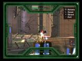 Æon Flux PlayStation 2 Hijacked a turret gun in order to take out another turret.