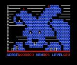 "Championship Lode Runner MSX This cute level seems to be designed by <moby developer=""Masamitsu Niitani"">Moo Niitani</moby>."