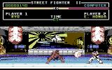 Street Fighter II Commodore 64 Ha Dou Ken!