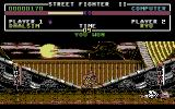 Street Fighter II Commodore 64 Dhalsim's victory pose