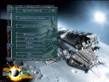 Earth 2150: The Moon Project Windows Main menu