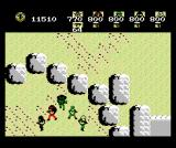 Jagur 5 MSX How do you get through here?