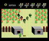 Jagur 5 MSX Look at the poppy fields!