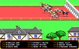 Omni-Play Horse Racing DOS And they're off...! (EGA)