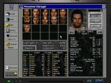 Jagged Alliance 2: Wildfire Windows Your mercenary profile. Here you can view your mercs, stats and skills.