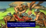 Conquests of the Longbow: The Legend of Robin Hood DOS Lionheart in trouble...