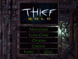 Thief: Gold Windows Title Screen