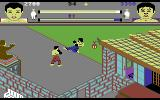 Thai Boxing Commodore 64 Advancing to the next opponent