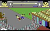 Thai Boxing Commodore 64 Simultaneous hit