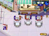 Diner Dash 2: Restaurant Rescue Windows As you play, you will get more seats and your restaurant will start to look much nicer.