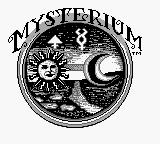 Mysterium Game Boy Title Screen