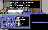 Crime Time Commodore 64 Starting location