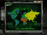 Mayday: Conflict Earth Windows World map
