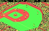 The World's Greatest Baseball Game PC Booter Batter up (CGA with RGB monitor)
