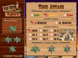 Wild West Wendy Windows In time attack, you choose your difficulty, how long you want to play, and what chapter of the game you want to be in.