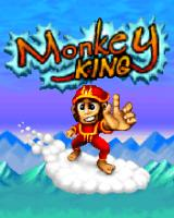 Monkey King J2ME Main Title Screen