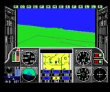 Gunship MSX Lift-off!